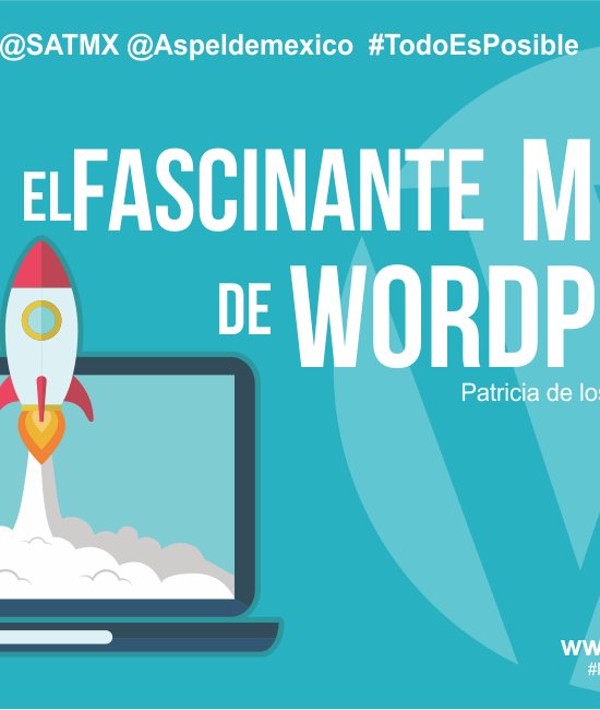 El fascinante mundo de WordPress